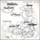JOHN CAGE Etudes Boreales • Ryoanji album cover