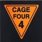 JOHN CAGE Four⁴ album cover