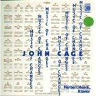 JOHN CAGE John Cage - Herbert Henck : Music Of Changes album cover