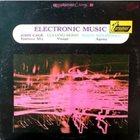 JOHN CAGE John Cage, Luciano Berio, Ilhan Mimaroglu : Electronic Music album cover