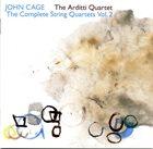 JOHN CAGE John Cage - The Arditti Quartet : The Complete String Quartets, Vol. 2 album cover