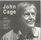 JOHN CAGE John Cage, Ulrike Brand : Four6 - One12 album cover