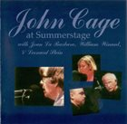 JOHN CAGE John Cage With Joan La Barbara, William Winant & Leonard Stein : John Cage At Summerstage album cover