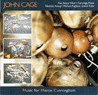 JOHN CAGE Music For Merce Cunningham album cover