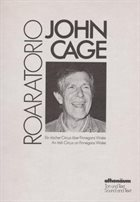 JOHN CAGE Roaratorio album cover