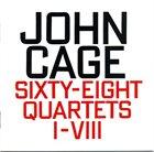 JOHN CAGE Sixty-Eight album cover