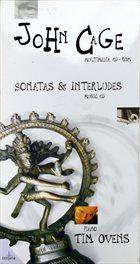 JOHN CAGE Sonatas & Interludes album cover