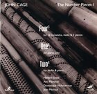 JOHN CAGE The Number Pieces 1 album cover
