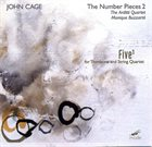 JOHN CAGE The Number Pieces 2: Five³ album cover