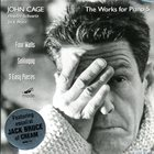 JOHN CAGE The Piano Works 5 album cover