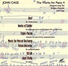 JOHN CAGE The Works For Piano 4 album cover