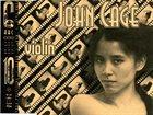 JOHN CAGE Violin album cover