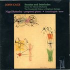 JOHN CAGE Works For Prepared Piano (1993) album cover