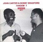 JOHN CARTER Tandem 1 (with Bobby Bradford) album cover