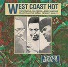 JOHN CARTER West Coast Hot album cover