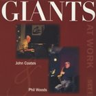JOHN COATES JR Giants at Work Set 1 (with  Phil Woods) album cover
