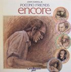 JOHN COATES JR Pocono Friends Encore album cover