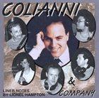 JOHN COLIANNI Colianni & Company album cover