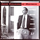 JOHN COLIANNI Live at Maybeck (Vol.37) album cover