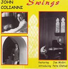 JOHN COLIANNI Swings album cover
