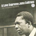 JOHN COLTRANE A Love Supreme: The Complete Masters album cover