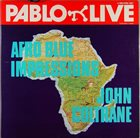 JOHN COLTRANE Afro Blue Impressions album cover