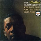 JOHN COLTRANE Ballads album cover