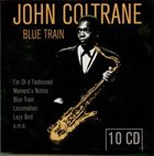 JOHN COLTRANE Blue Train (10CD Box Set) album cover