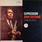 JOHN COLTRANE Expression album cover