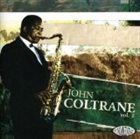 JOHN COLTRANE Fundamentals: John Coltrane, Volume 1 album cover