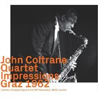 JOHN COLTRANE Impression Graz 1962 album cover