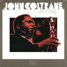 JOHN COLTRANE Live In Paris Part 2 album cover