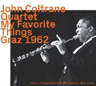 JOHN COLTRANE My Favorite Things Gratz 1962 album cover