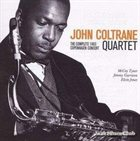 JOHN COLTRANE The Complete 1963 Copenhagen Concert album cover