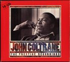JOHN COLTRANE The Prestige Recordings album cover