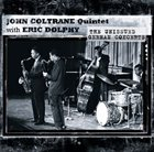JOHN COLTRANE The Unissued German Concerts album cover