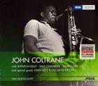 JOHN COLTRANE WDR Master Concerts: 28.03.1960 Düsseldorf album cover