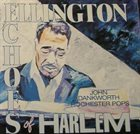 JOHN DANKWORTH Echoes of Harlem: A Tribute to Duke Ellington album cover