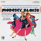 JOHN DANKWORTH Modesty Blaise album cover