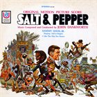 JOHN DANKWORTH Salt & Pepper (Original Motion Picture Score) album cover