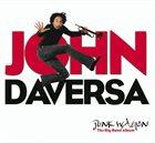 JOHN DAVERSA Junk Wagon-the Big Band Album album cover