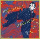 JOHN ESCREET Learn to Live album cover