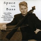 JOHN GOLDSBY Space For The Bass album cover