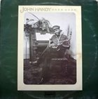 JOHN HANDY Hard Work album cover