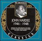JOHN HARDEE 1946-1948 album cover