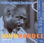 JOHN HARDEE A Little Blue album cover