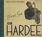 JOHN HARDEE Tenor Sax album cover