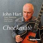 JOHN HART Checkmate album cover