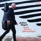 JOHN HART Exit from Brooklyn album cover
