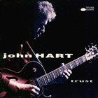 JOHN HART Trust album cover
